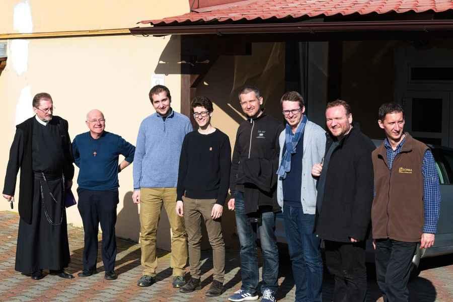 Duchovní obnova augustiniánů v Tasovicích