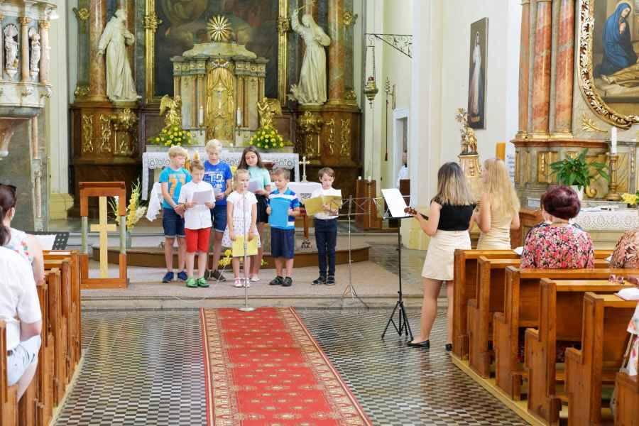 20210815 - Poutní slavnost Nanebevzetí Panny Marie v rodišti sv. Klementa Hofbauera