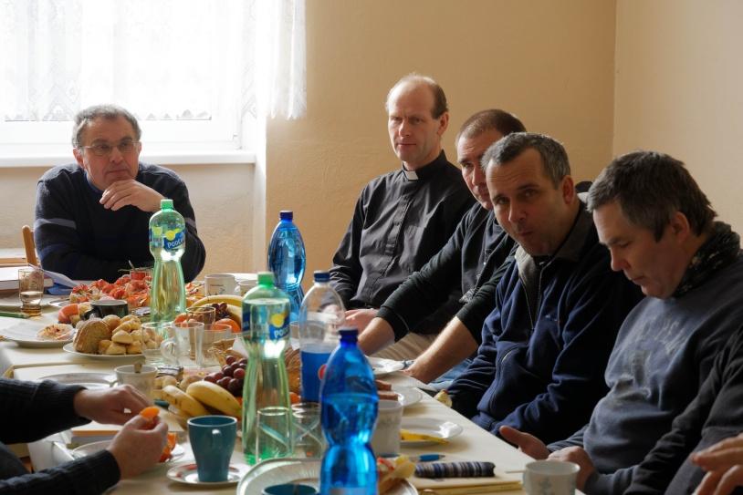 Vikariátní konference kněží
