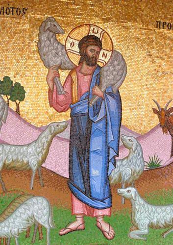 Ježíš je skutečně dobrým pastýřem