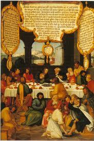 Ježíš - chléb života