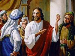 Pronásledovaný Ježíš