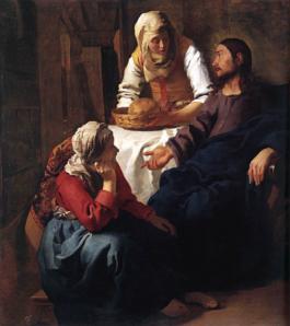 Přebývat s Ježíšem