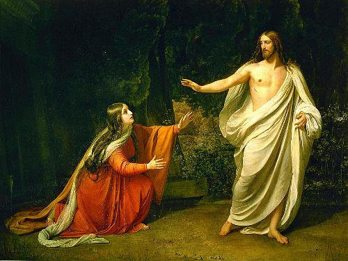 Zmrtvýchvstalý Ježíš nás vede k radostnému plnění Boží vůle