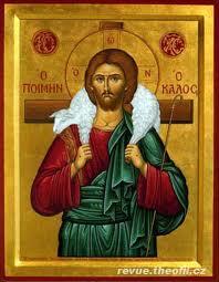 Ježíš, dobrý pastýř