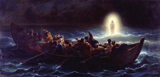 Ježíš má moc nad přírodními zákony