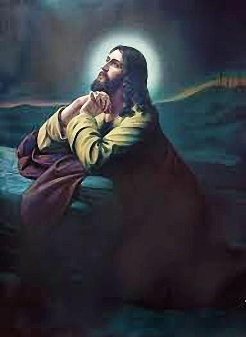 Modlit se k nebeskému Otci