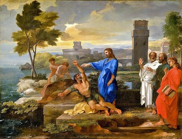 Ježíš nás uzdravuje z moci démonů