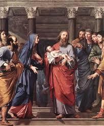 Obětování Páně v jeruzalémském chrámu