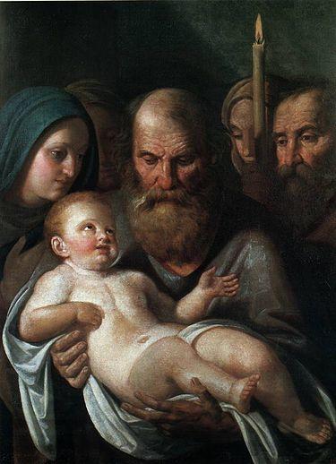 Vánoce - dítě Ježíš - znamení Boží přítomnosti