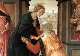 Svátek Navštívení Panny Marie
