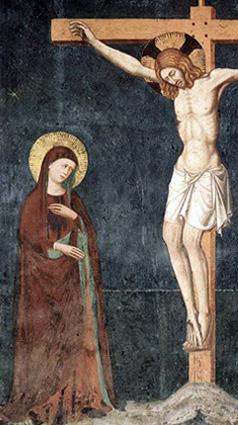 Pana Maria, prostřednice všech milostí