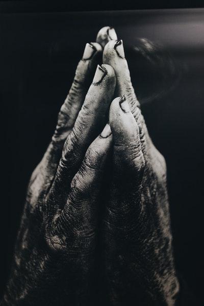 O modlitbě - duchovní slovo