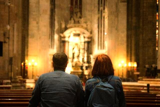 Naslouchejme přicházejícímu Bohu v poslušnosti srdce