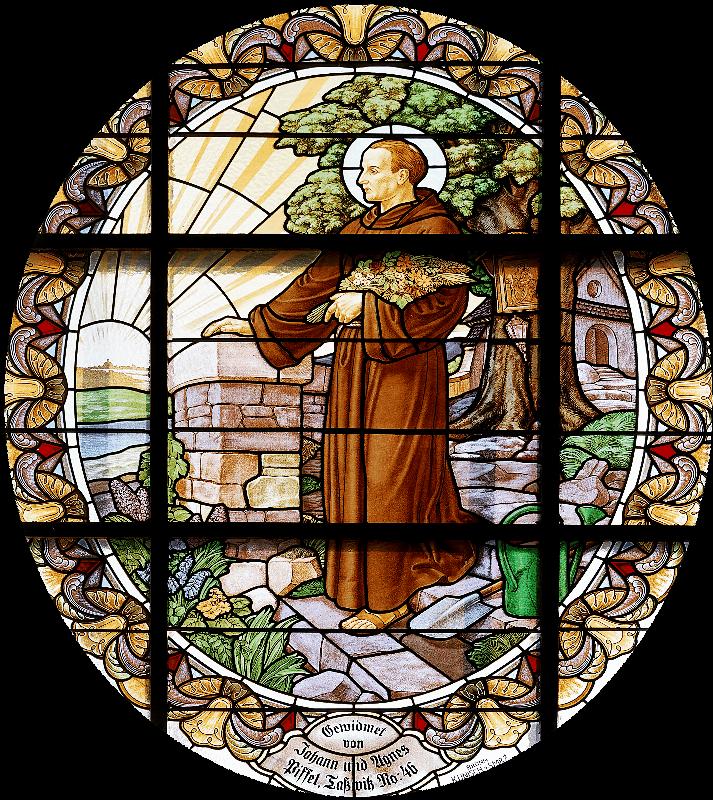 Sv. Klement poustevníkem