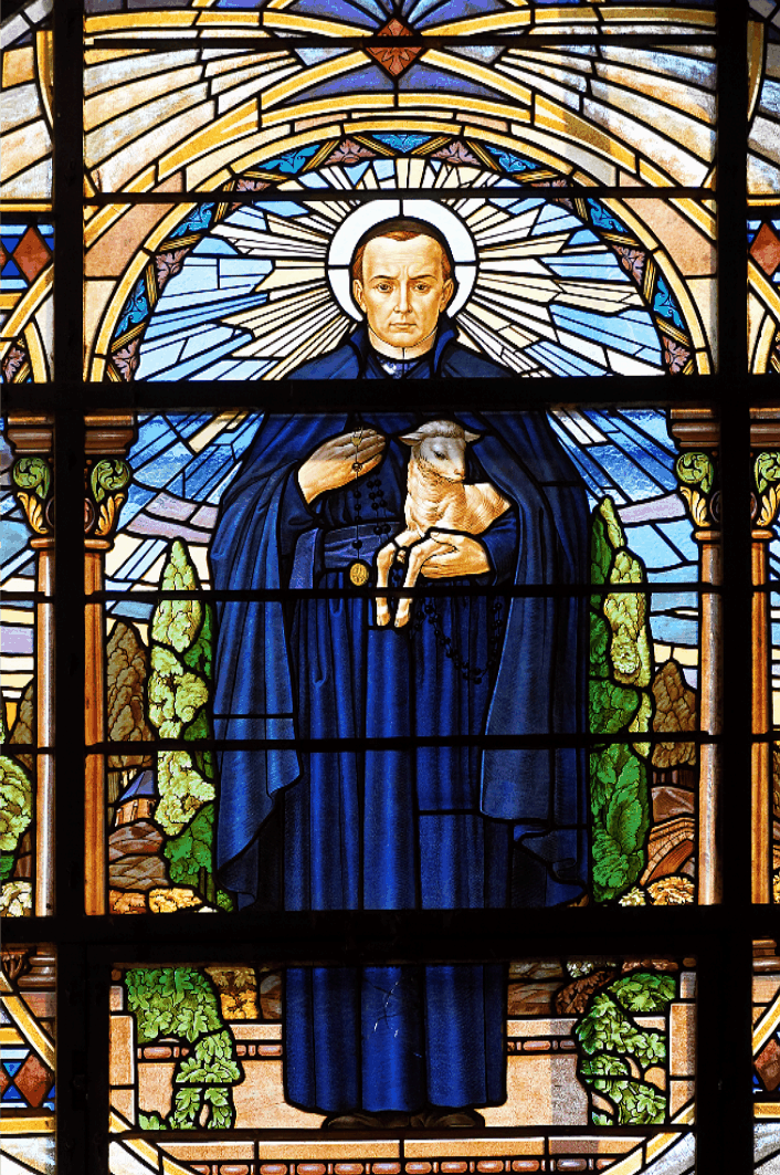 Sv. Klement vstupuje do kongregace redemptoristů