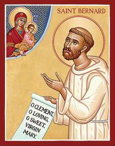 Sv. Bernard o modlitbě