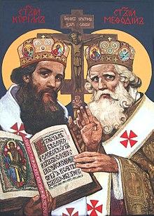 Odkaz sv. Cyrila a Metoděje - žít ve víře cestu k objevení pravé identity Evropy