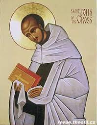 Sv. Jan od Kříže - následovník trpícího Spasitele