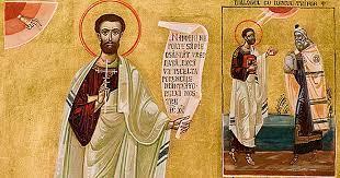 Život mučedníka sv. Justina
