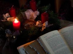 Advent - příchod Božího uzdravení