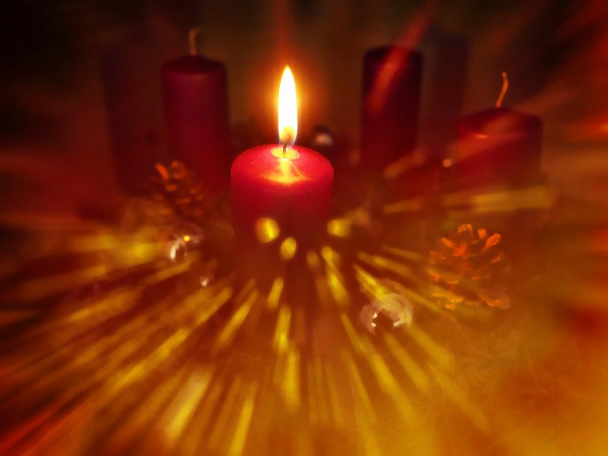 Advent - Ježíš přichází