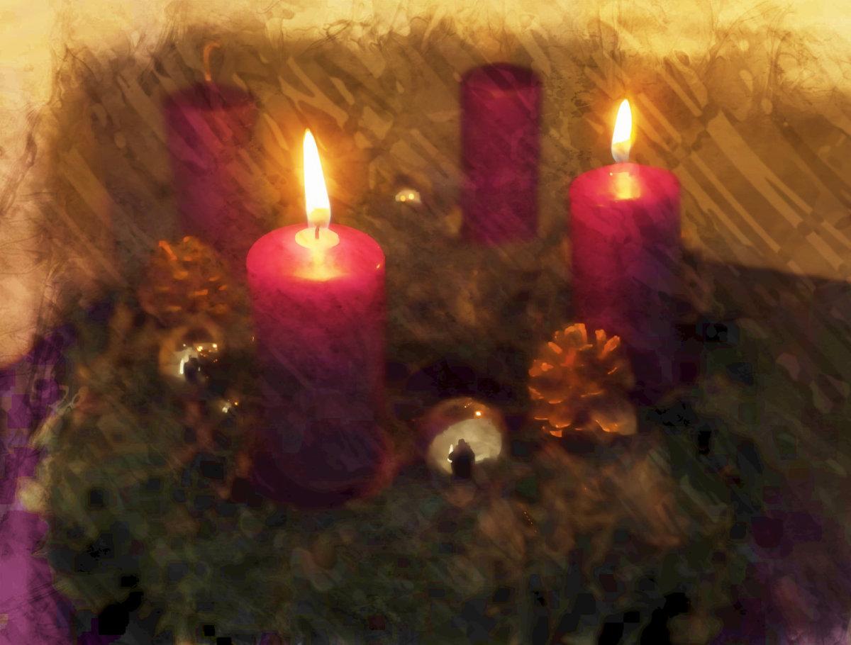 Advent - přicházející Kristus nám dává věčnou hodnotu