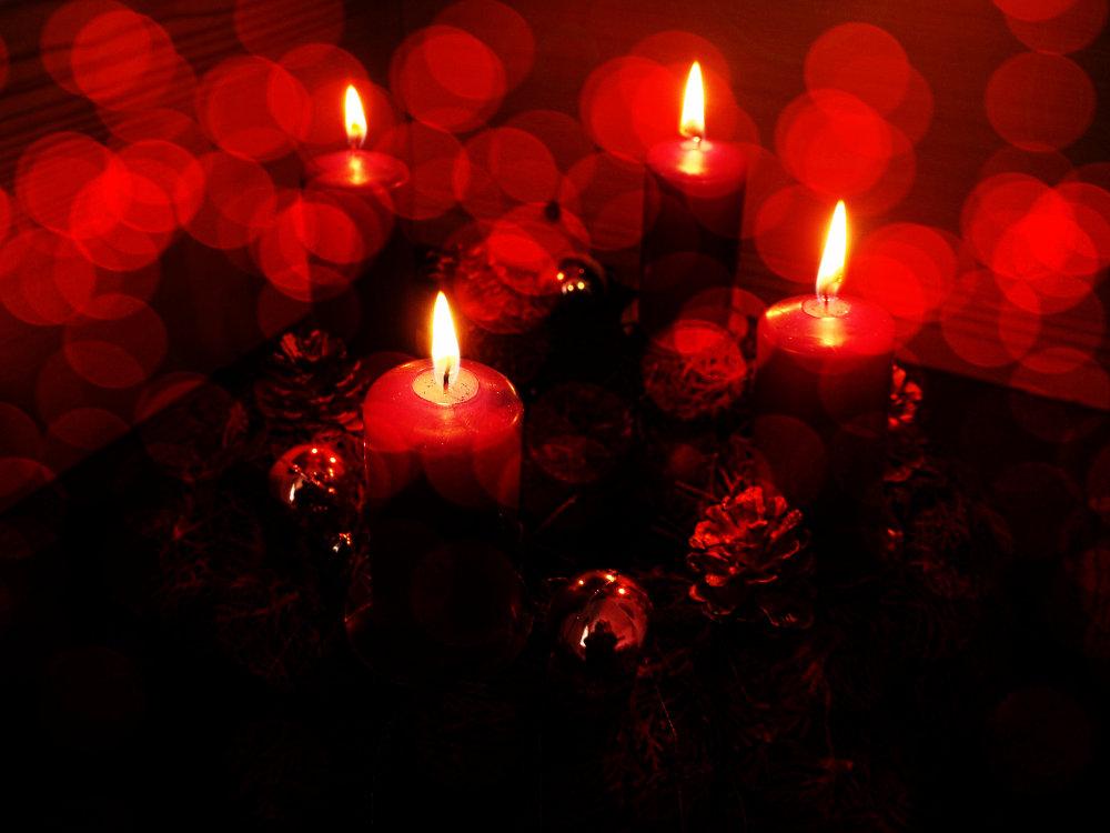 Adventní obnova - prohloubení osobní modlitby