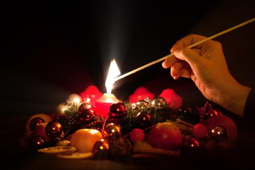 Advent - příchod Ježíše Krista do prostoru našeho života