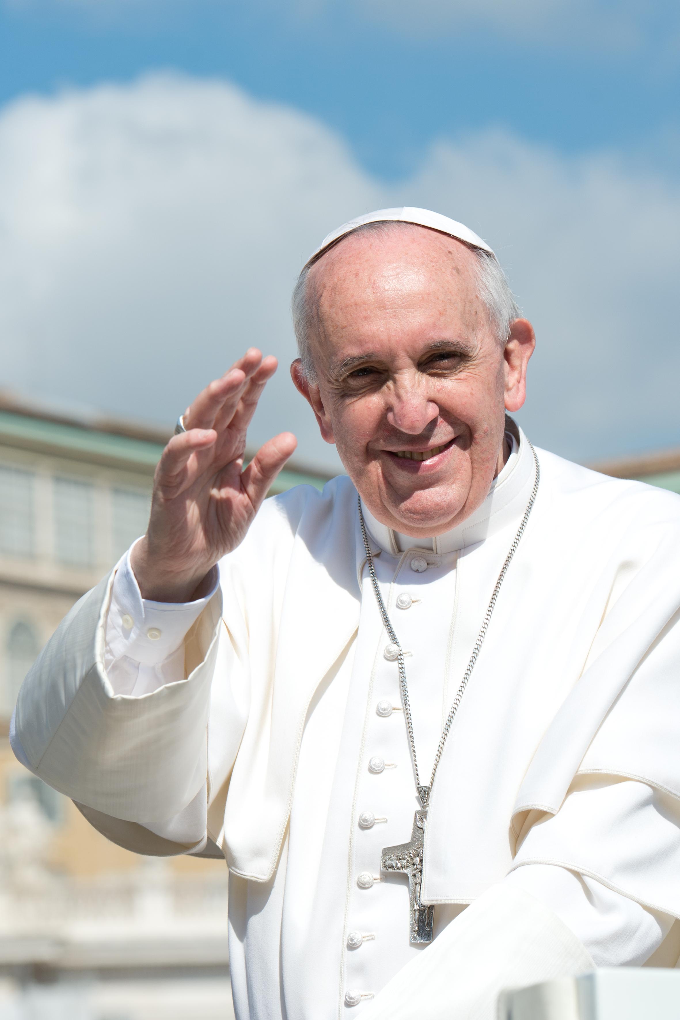 Úmysl modlitby papeže Františka - červenec 2018