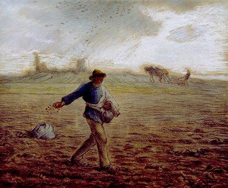 Přinést úrodu věčného života