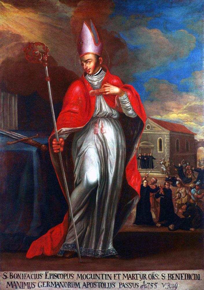 Život sv. Bonifáce, mučedníka