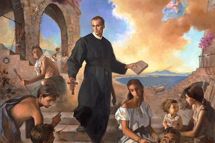 Bl. Januarius Maria Sarnelli, redemptorista