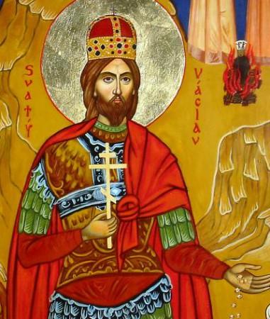 Svatý Václav - služebník českého národa